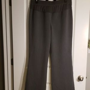 Gray Maternity Trousers